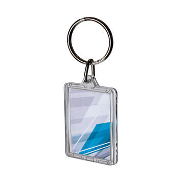 Acrylic Key Ring