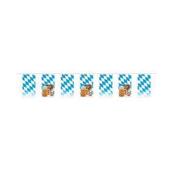 """Bunting """"Bavarian Lozenge & Motif"""""""