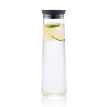 Water Carafe with Silicone Lid