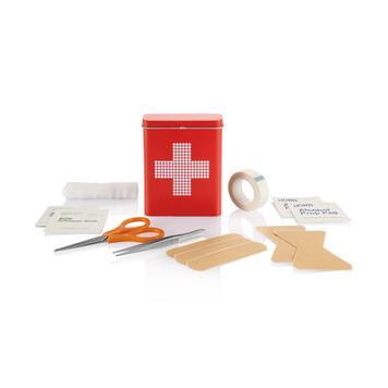 First Aid Metal Box