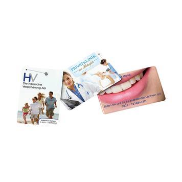 dentOcard® Dental Floss – dental care in a card
