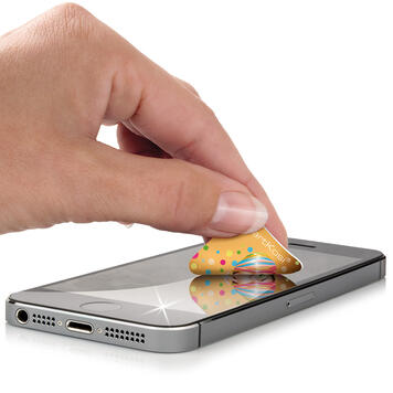 Smart Kosi - Display Cleaning Pad with print