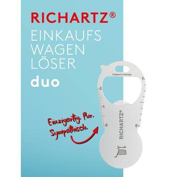 "RICHARTZ Shopping Trolley Remover ""Duo"""