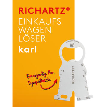 "RICHARTZ Shopping Trolley Remover ""Karl"""