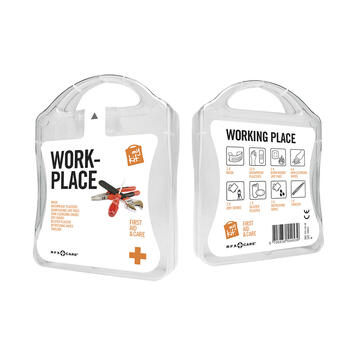 """MyKit """"Workplace"""" with first aid material"""