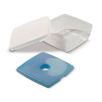 Lunch box with Cooling Element