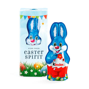 Kinder Chocolate Easter Bunny Mini in Promo Pack
