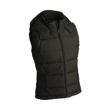 Men's Hooded Quilted Vest