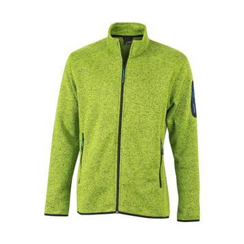 Men's knitted Fleece Jacket