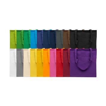 "Cotton Bag ""Riyadh"" with long handles"