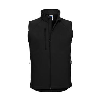 Men's 3-layer Softshell Gilet
