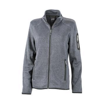 Women's Knit Fleece Jacket