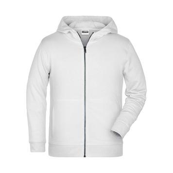 Kids Hooded Sweat Jacket JN 8026K