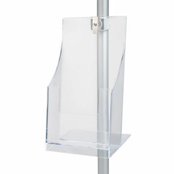 "⅓ A4 Leaflet Dispenser ""Como"""
