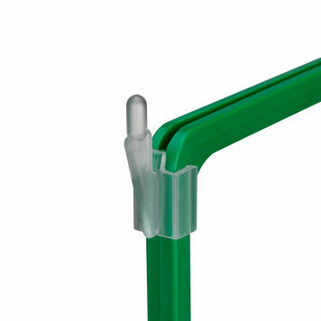 Pivot Clip with Plastic Pin