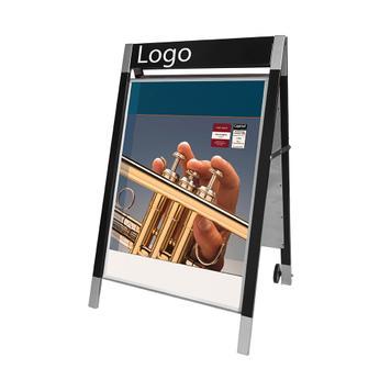 "Outdoor Poster Stand ""Nobli"""
