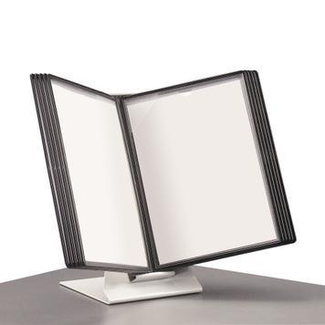 """Desktop Flip File Lectern Stand """"QuickLoad"""""""