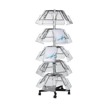 """Rotating Leaflet Stand """"Outdoor"""""""