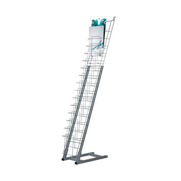 """Wire Leaflet Stand """"Amron"""""""