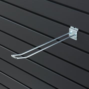 Slatwall Double Hook 100 - 300 mm