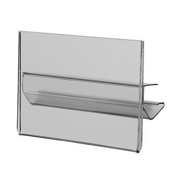 Price Holder for Shelving 105 x 74 mm