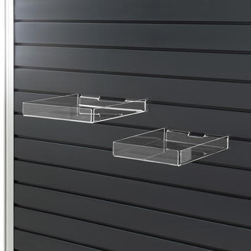 "FlexiSlot® Hanging Tray ""Open Top"""