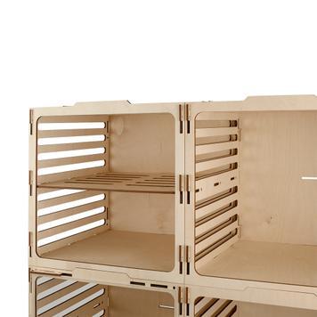 "Shelf for Shelf Display Element ""Nerine"""