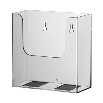 "Leaflet Dispenser ""Elbe"" - extra deep"