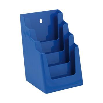 4 Tier A5 Leaflet Dispenser