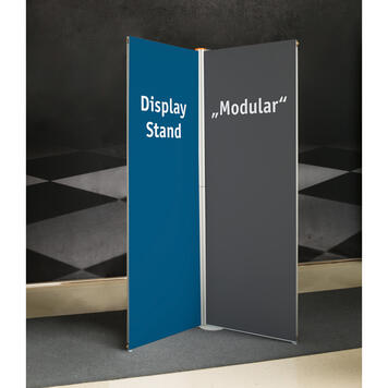 "Digitally Printed Panel for Exhibition Wall ""Modular"""