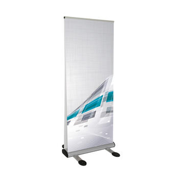 """Digitally Printed Banner for Roll Up Banner """"Storm"""""""