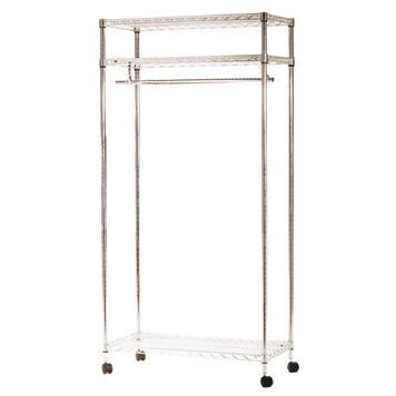 Moveable Clothing Stand
