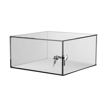 EasyCubes Showcase Topper, lockable