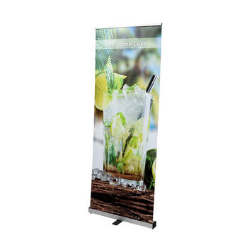 """Roll Up Banner """"Cube"""""""