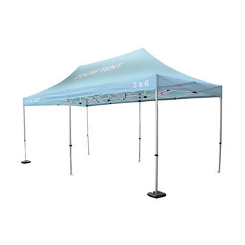 "Promotional Tent ""Zoom"" 6 x 3 m"