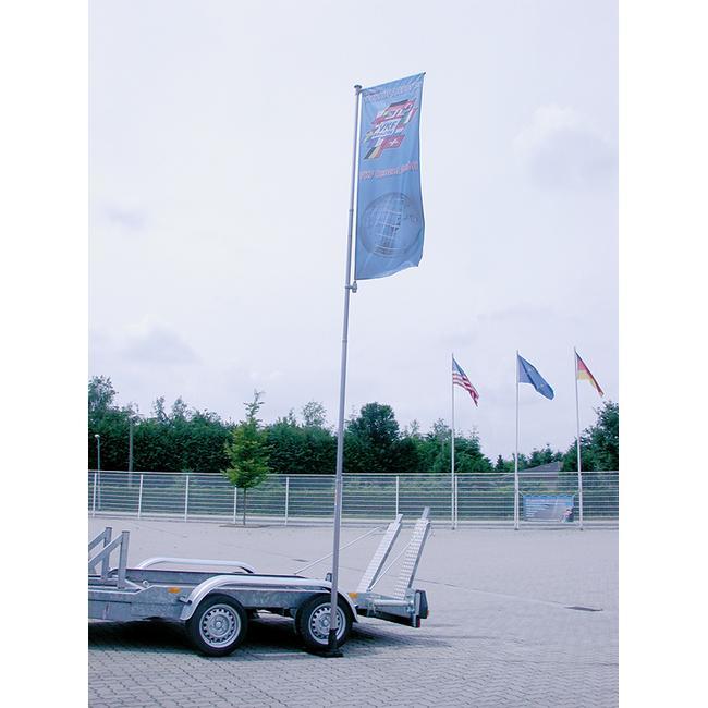 Flag for Telescopic Mast