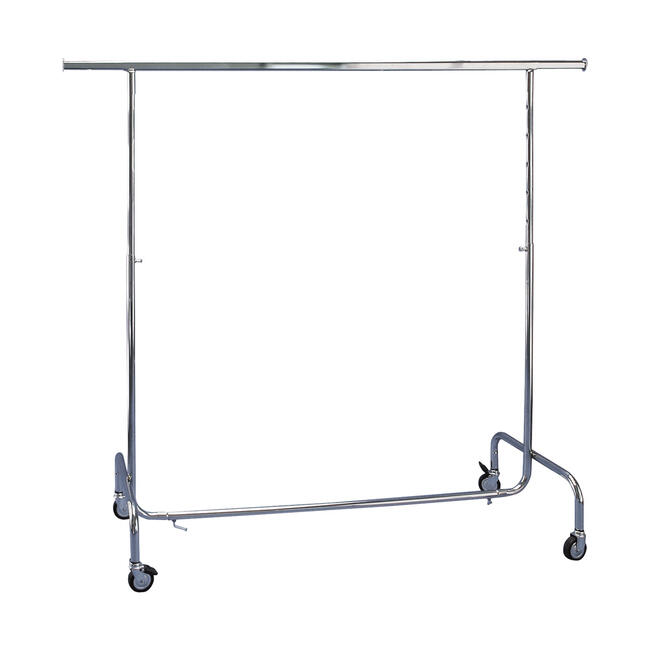 Clothing Stand with Wheels