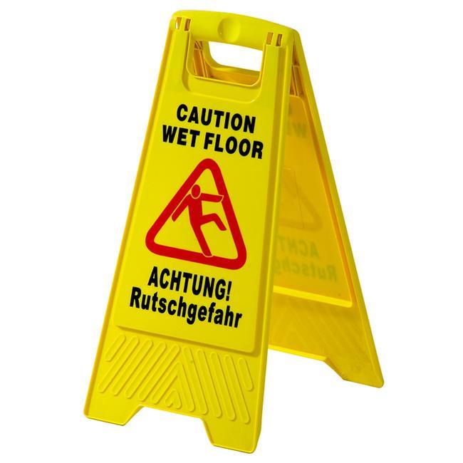 """Warning Sign """"RS 300"""""""