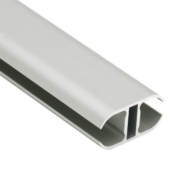 """Flat Aluminium Rail """"Small"""""""