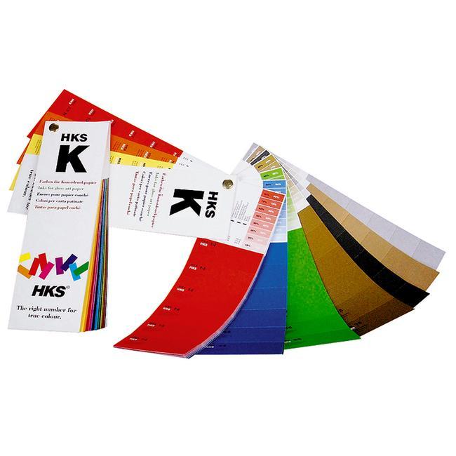 HKS® Colour Swatch K