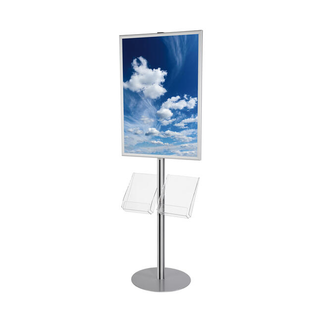 """LED Poster Stand """"Quattro"""""""