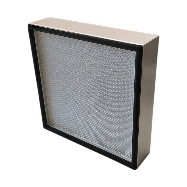 """Replacement HEPA H13 Particulate Air Filter for """"PLR-Silent"""" activated carbon cell"""