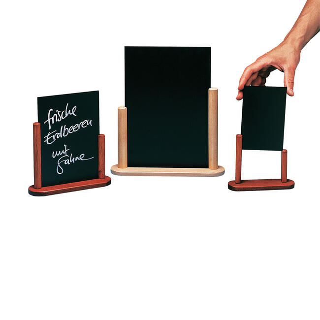 "Chalk Board for Tabletop Board ""Elegant"""