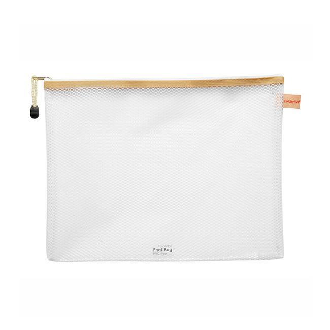 "PVC-Free Zip Up Bag ""Phat-Bag"""