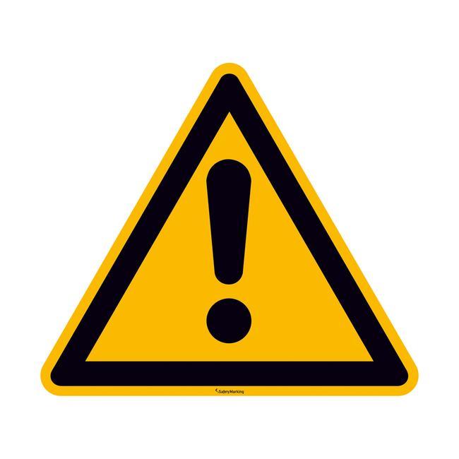 General Warning Sign | VKF Renzel