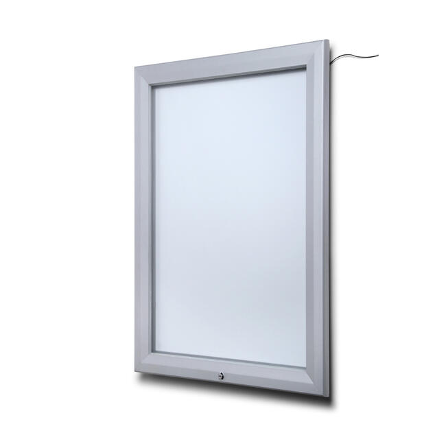 LED Poster Display Case