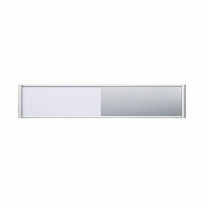 "Vacant / Occupied Indicator for Door Sign ""Silver"""
