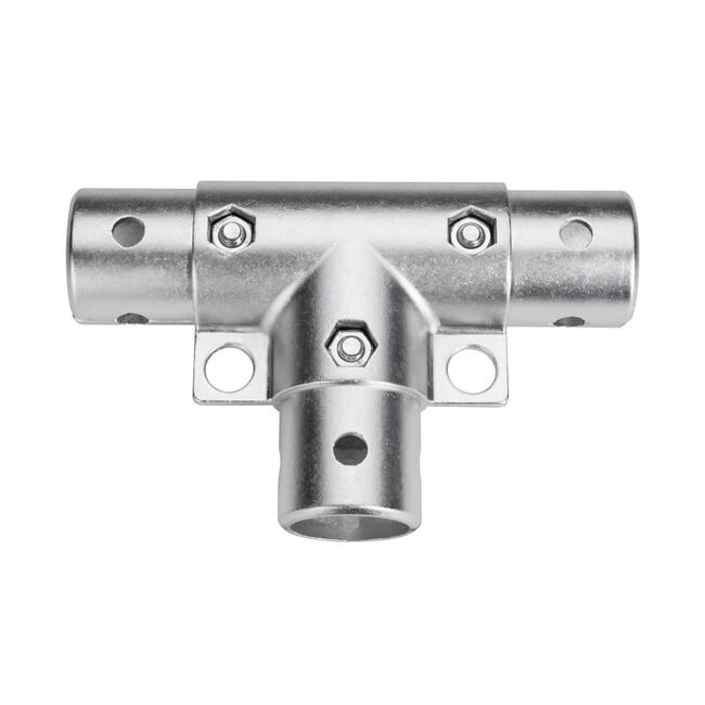 """Banner Frame Slot System Aluminium """"T-Piece - Moulded"""""""