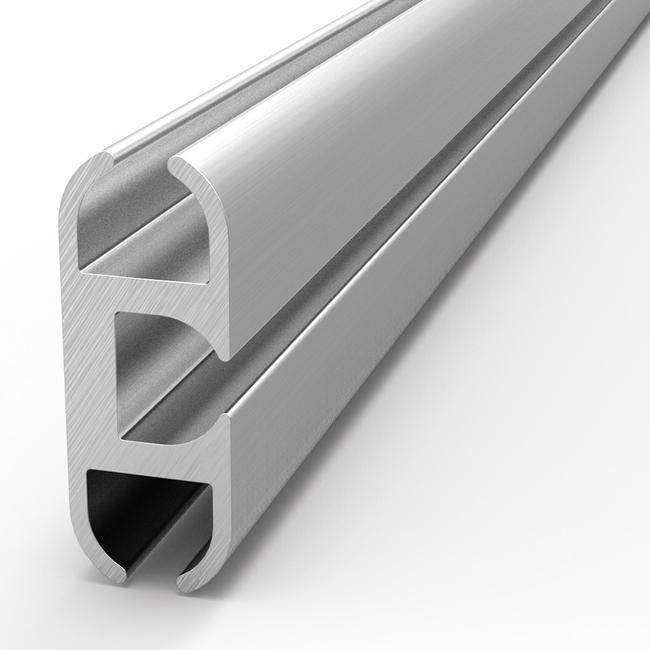 """Aluminium Beading Profile flat """"Cover"""""""