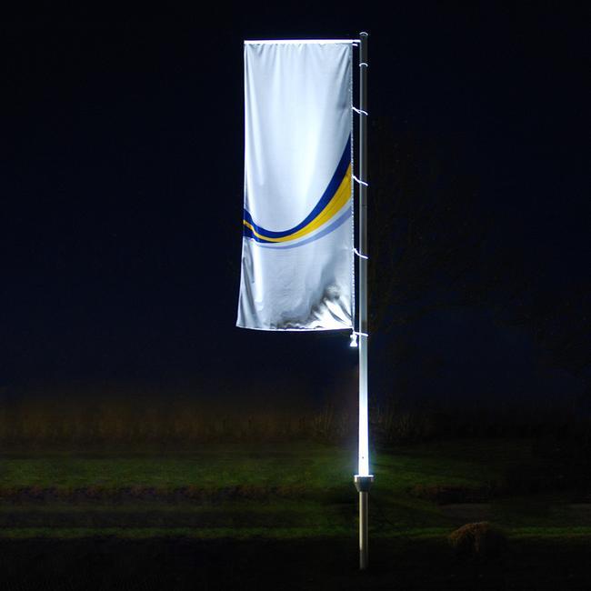 Flagpole Illumination